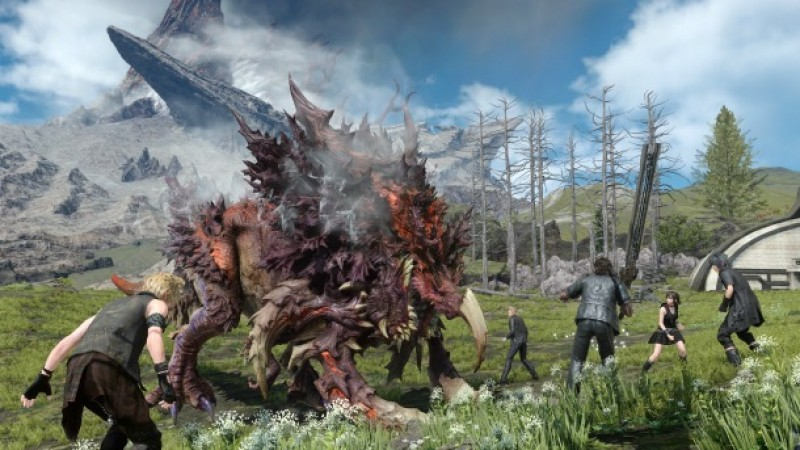 Update: Final Fantasy XV Royal & PC Editions Dated For March - Game