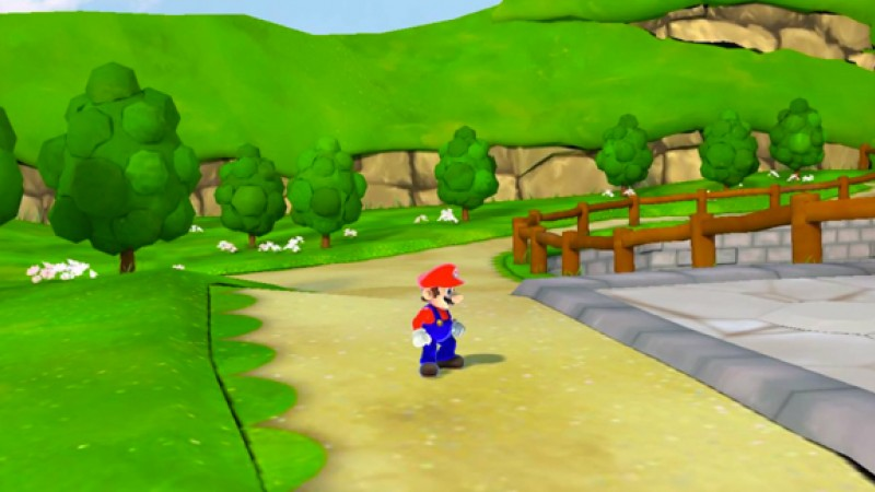 Video Offers Update On Fan-Made Super Mario 64 Remake Project