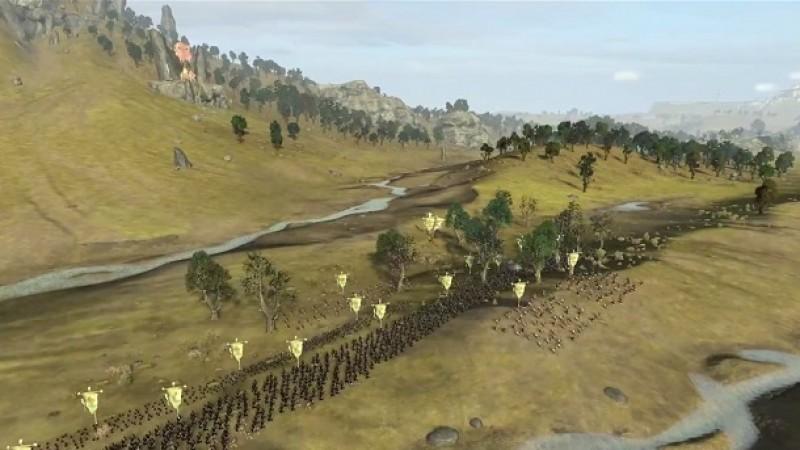 Watch Greenskins Battle Bretonnians In This Total War