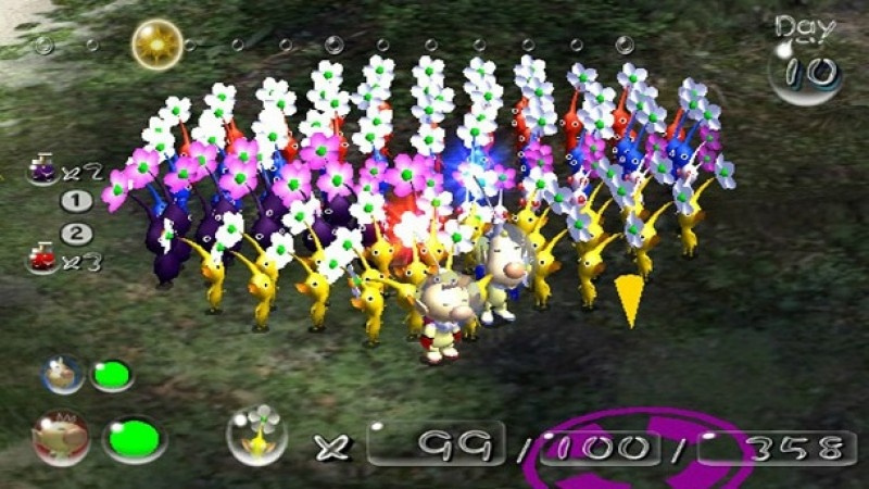 Wii Version Of Pikmin 2 Now Available On Wii U Virtual Console