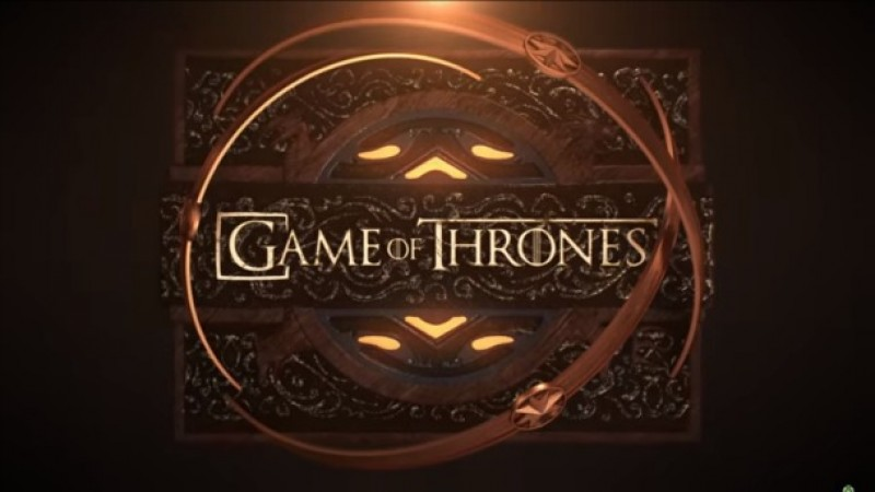 xbox shows off game of thrones themed xbox one game informer. Black Bedroom Furniture Sets. Home Design Ideas