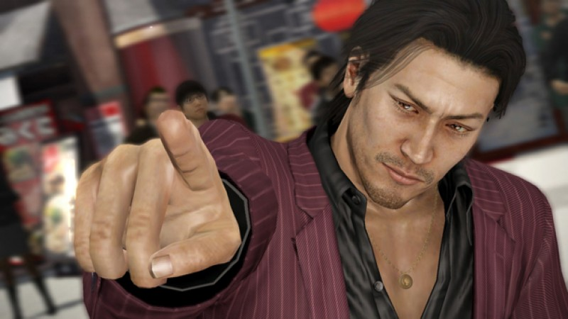 Yakuza Producer Says That The Remasters Are For Overseas Fans