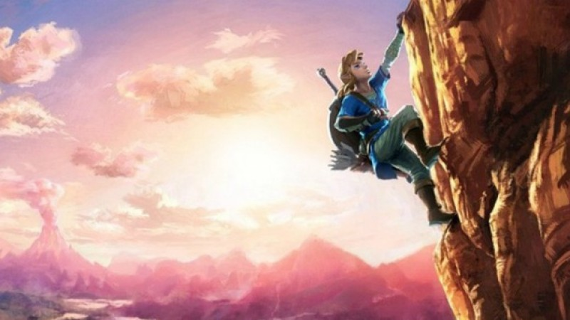 Zelda Walks Away With Top Honors In This Year's Gamescom Awards