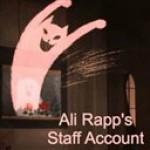 Profile picture for user Ali Rapp
