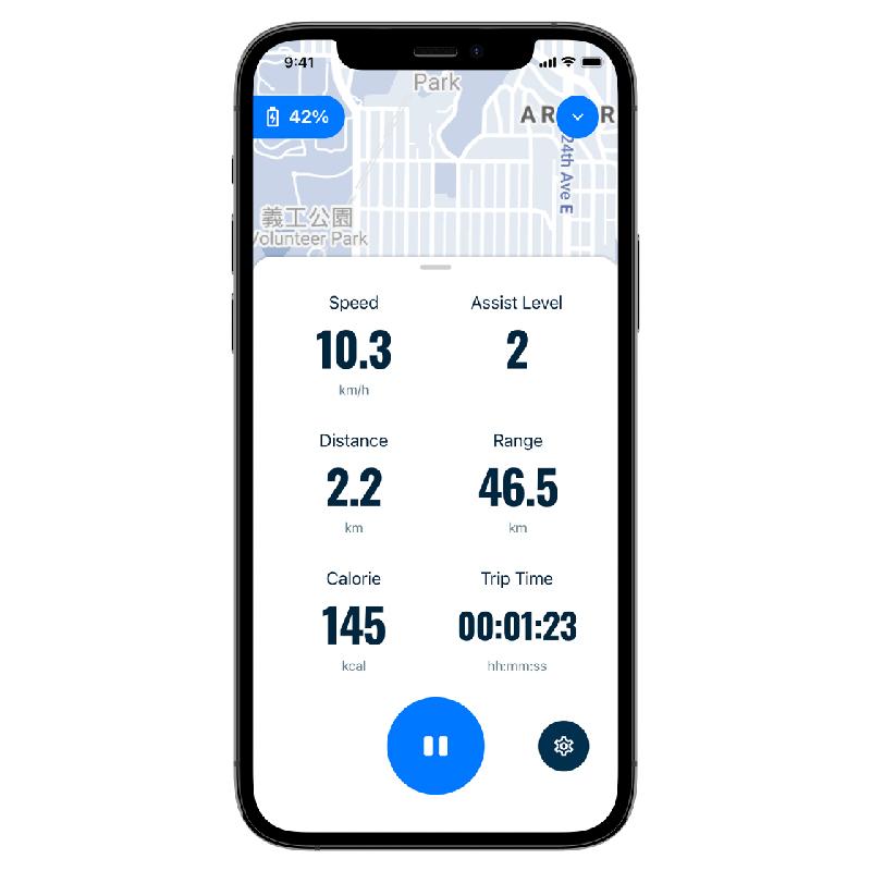 E-Bike App