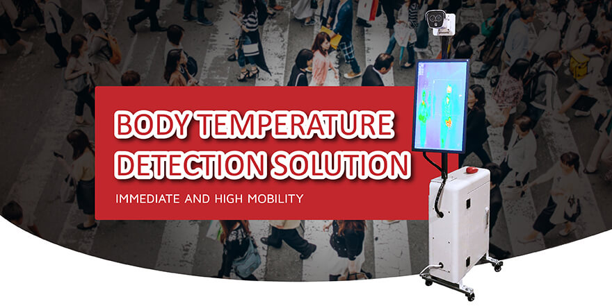 Dragging on Coronavirus outbreak! Check the OT Systems' Body Temperature Detection Solution