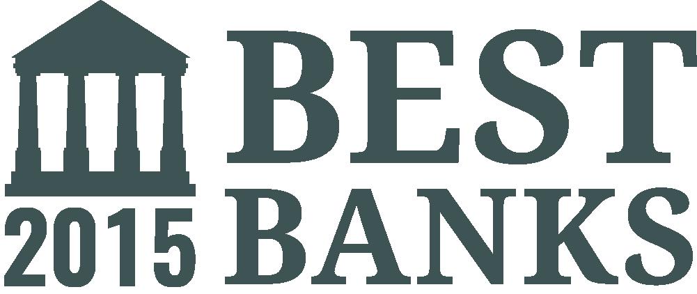 Best Bank 2015 Award