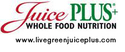 Juice plus logo with web site
