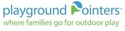 Playground pointers logo