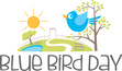 Blue bird day logo feb 2020