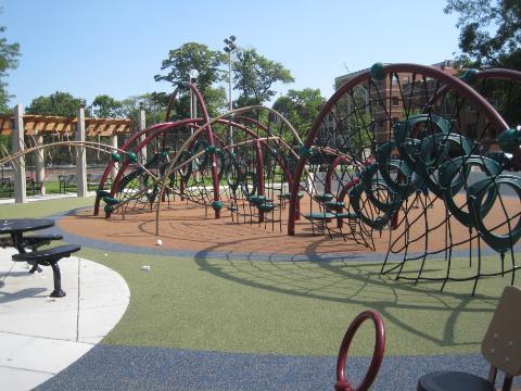 Humboldt Playground