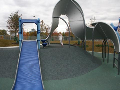 Edwin C. Bill Berry Playground