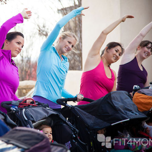 Stroller Barre - Fit 4 Mom Chicago