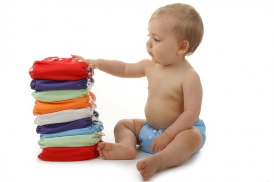Here's five reasons why to switch to cloth diapers