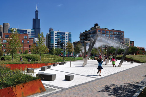 Great chicago playgrounds for crawlers and walkers ie babies and infants