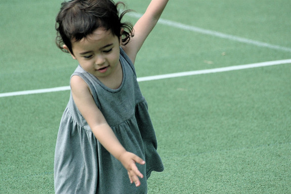Dance and movement aids in children's growth and development.