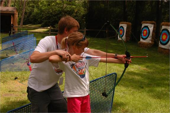 Day camp teaches kids life skills.