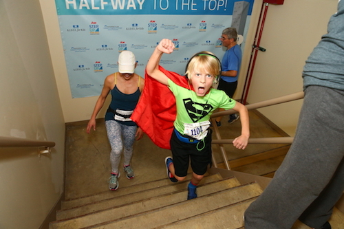 Lurie Children's Step Up for Kids