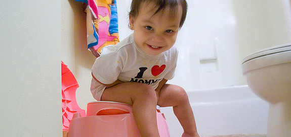 Potty Training Is Fun!