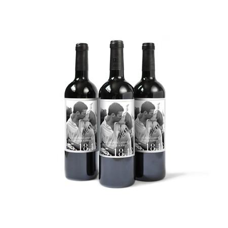 Wine/Champagne Label