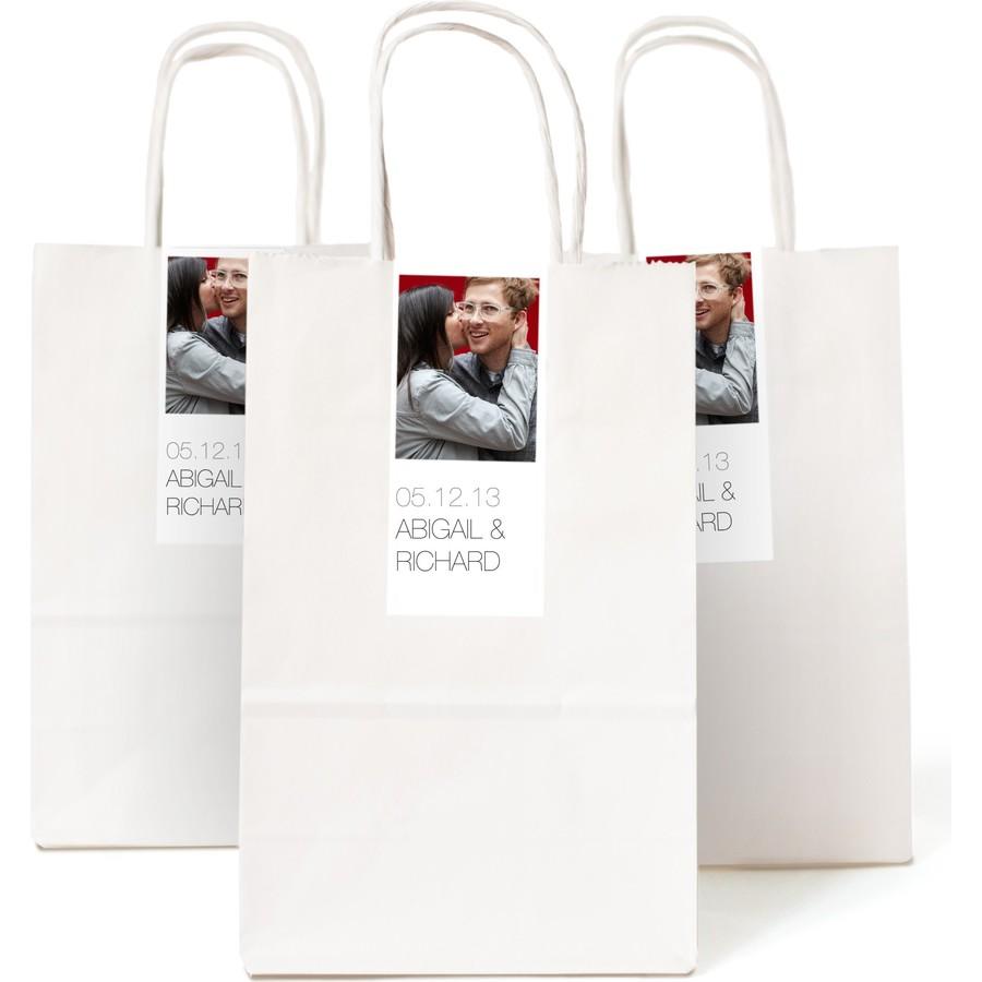 Goodie Bag & Label
