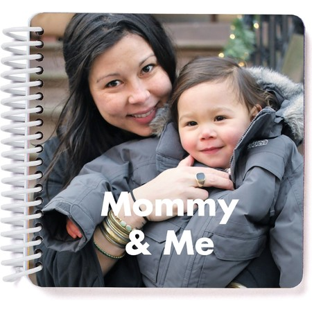 Mommy and Me Board Book