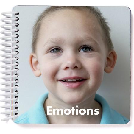 Emotions Board Book