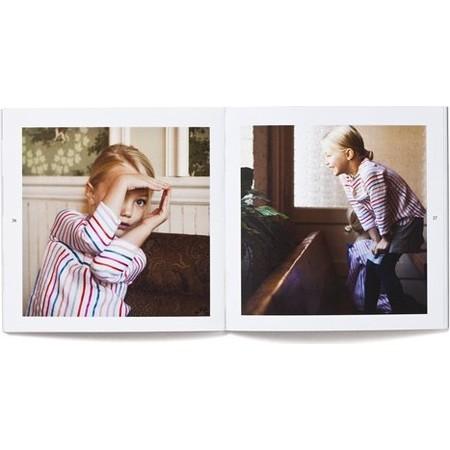 Icon Series Photo Book
