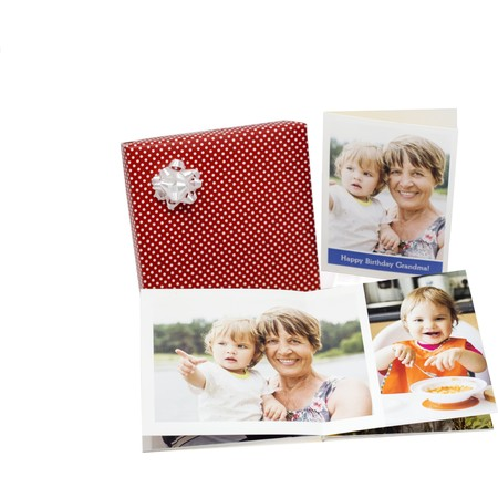 5x5 Photo Book Gift Box