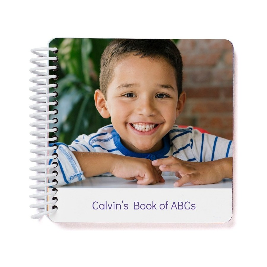 ABC Childrens Board Book