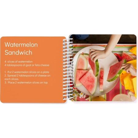 My First Cookbook, Watermelon Sandwiches