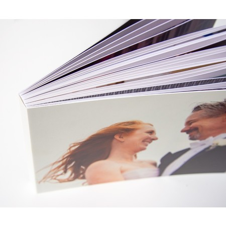 Softcover Layflat Photo Books Detail