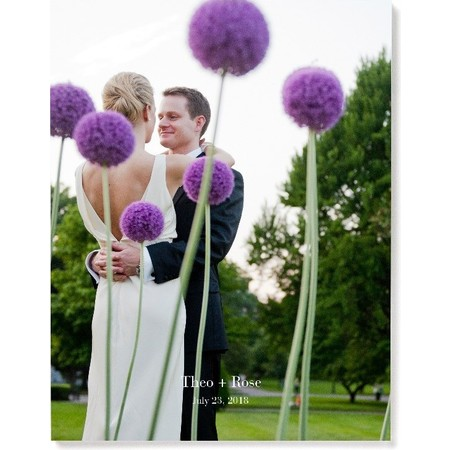 Softcover Portrait Layflat Photo Book Cover