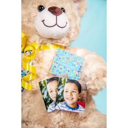 Build a Bear Birthday Memory Game