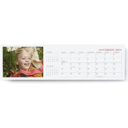 Magnetic Monthly 2019 Calendar