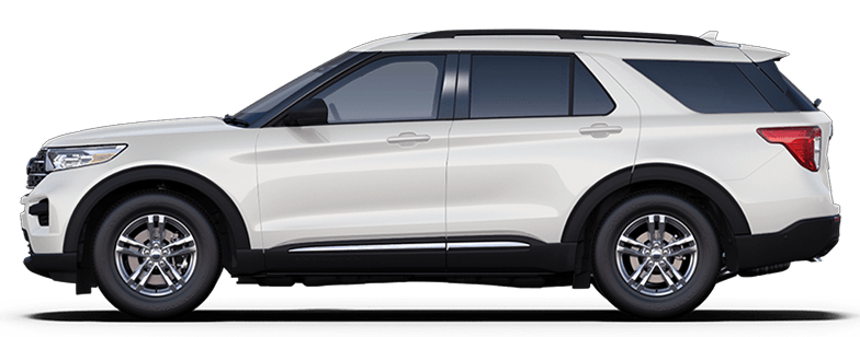 Express SUV Cartoon Graphic