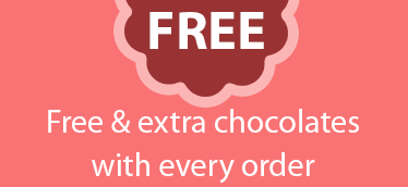 Free chocolates with everyorder