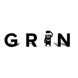 Grin Apps logo