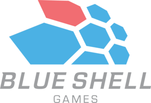Blue Shell Games logo