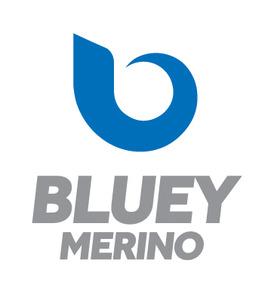 BLUEY MERINO logo