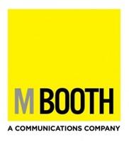 M Booth logo