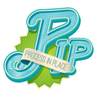 Process In Place logo