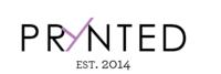 prYnted logo