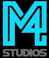 M4 Studios logo