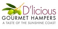 D'licious Gourmet Hampers logo