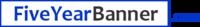 FiveYearBanner.com logo