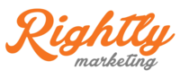 Rightly Marketing logo