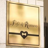 Fifi & Romeo® logo