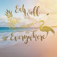 Eat Well travel Everywhere logo