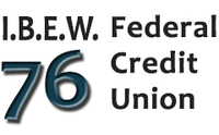 IBEW 76 Federal Credit Union logo